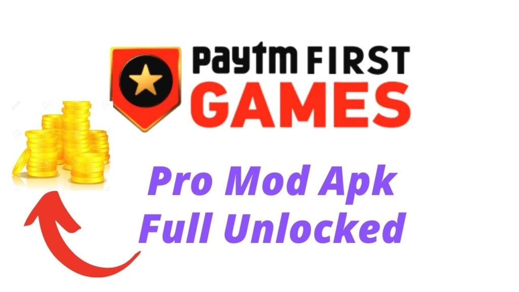 Paytm first games pro apk download
