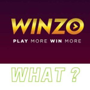 Winzo app kya hai